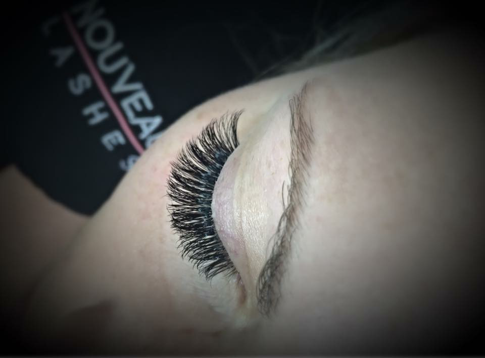 Eyebrow and lashes