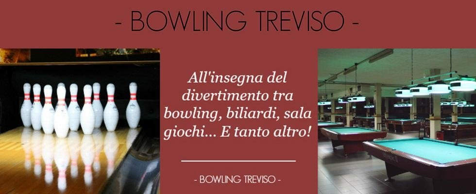 bowling treviso