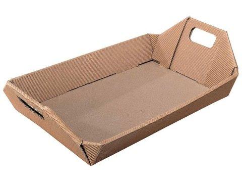 vassoio cartone pieghevole