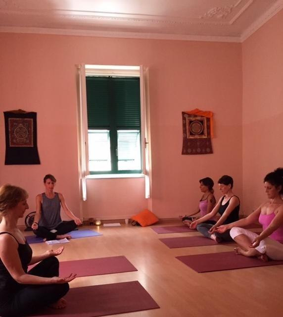 Specializzazione yoga