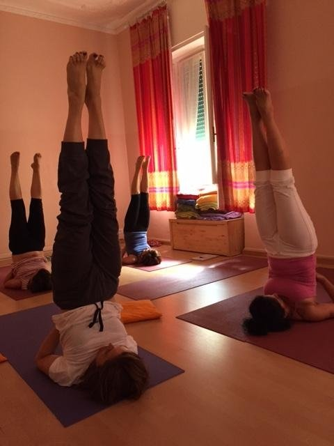 Corso quadriennale yoga