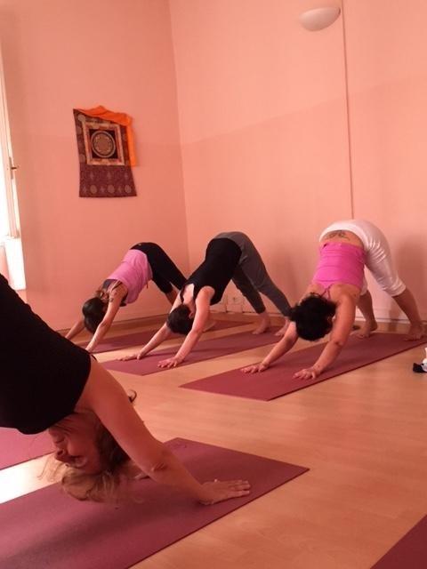 Yoga per insegnanti