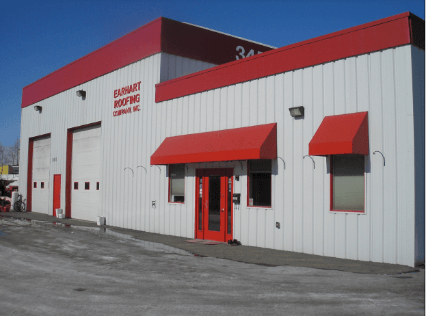 Earhart Roofing Company is your roofing installation and re-roofing contractor in Anchorage, AK