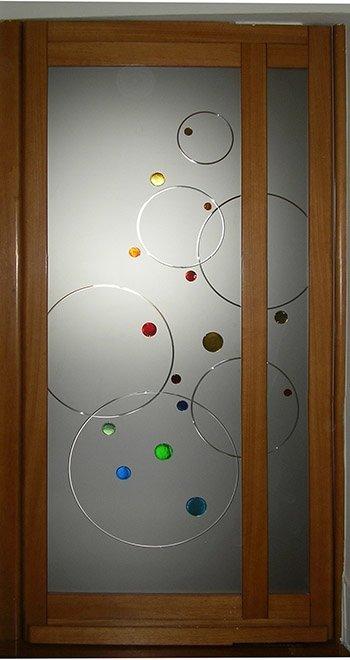 vetri con formelle