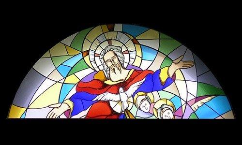 vetrate artistiche per luoghi sacri