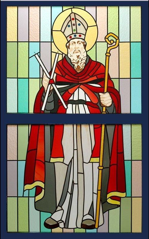 vetrate per arte sacra