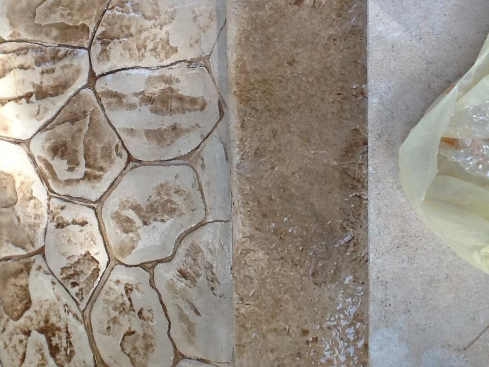 pavimenti in calcestruzzo stampato