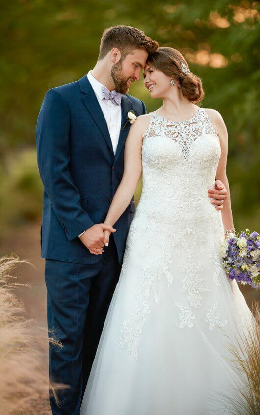 Wedding Dresses For The Fuller Figure In Derry Northern Ireland