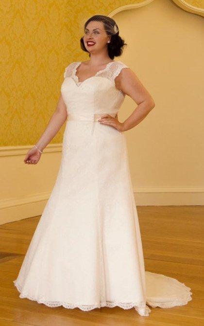 Plus size wedding dresses ireland