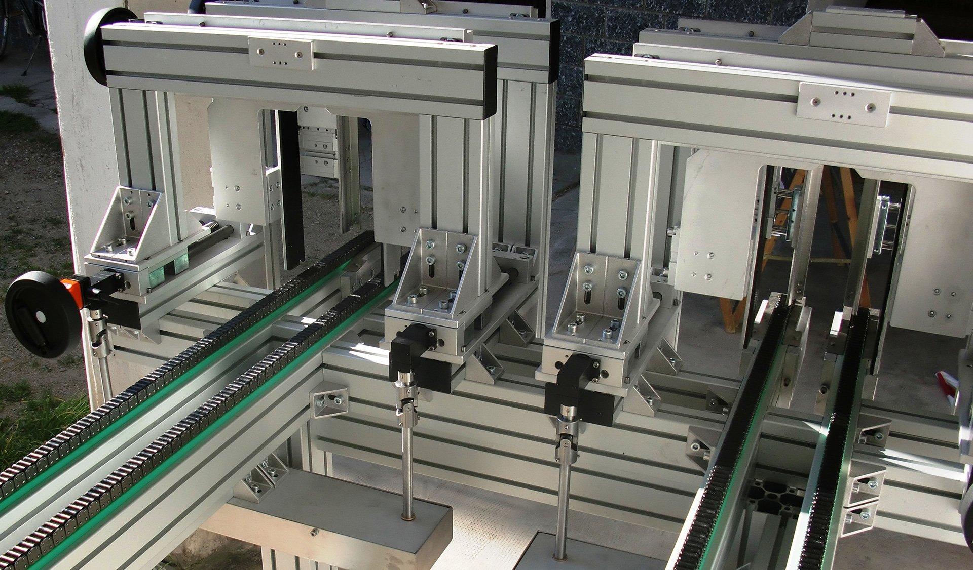un impianto di automazione