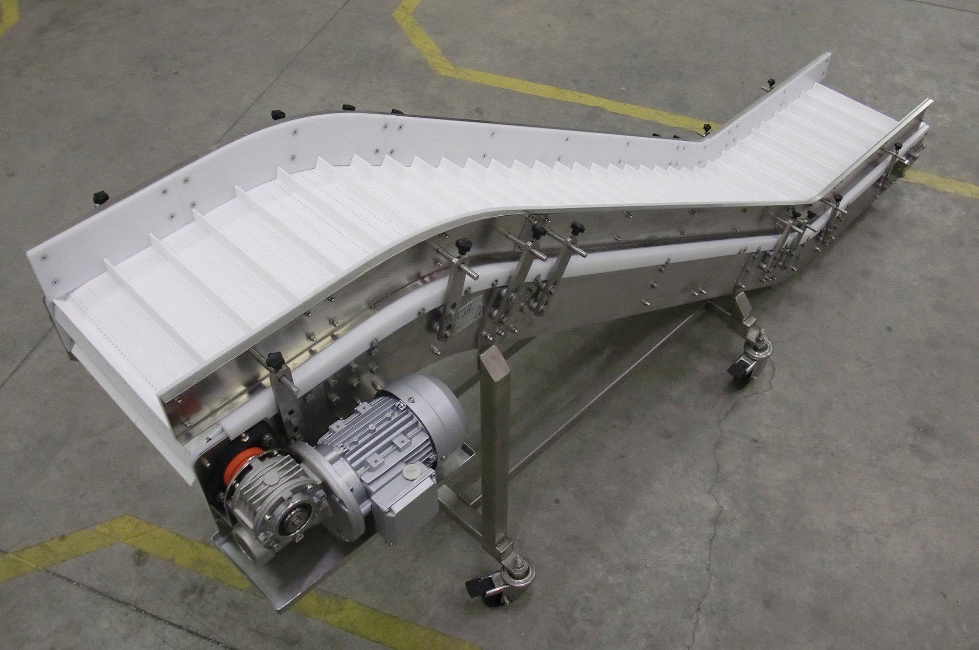 una struttura di un impianto di automazione