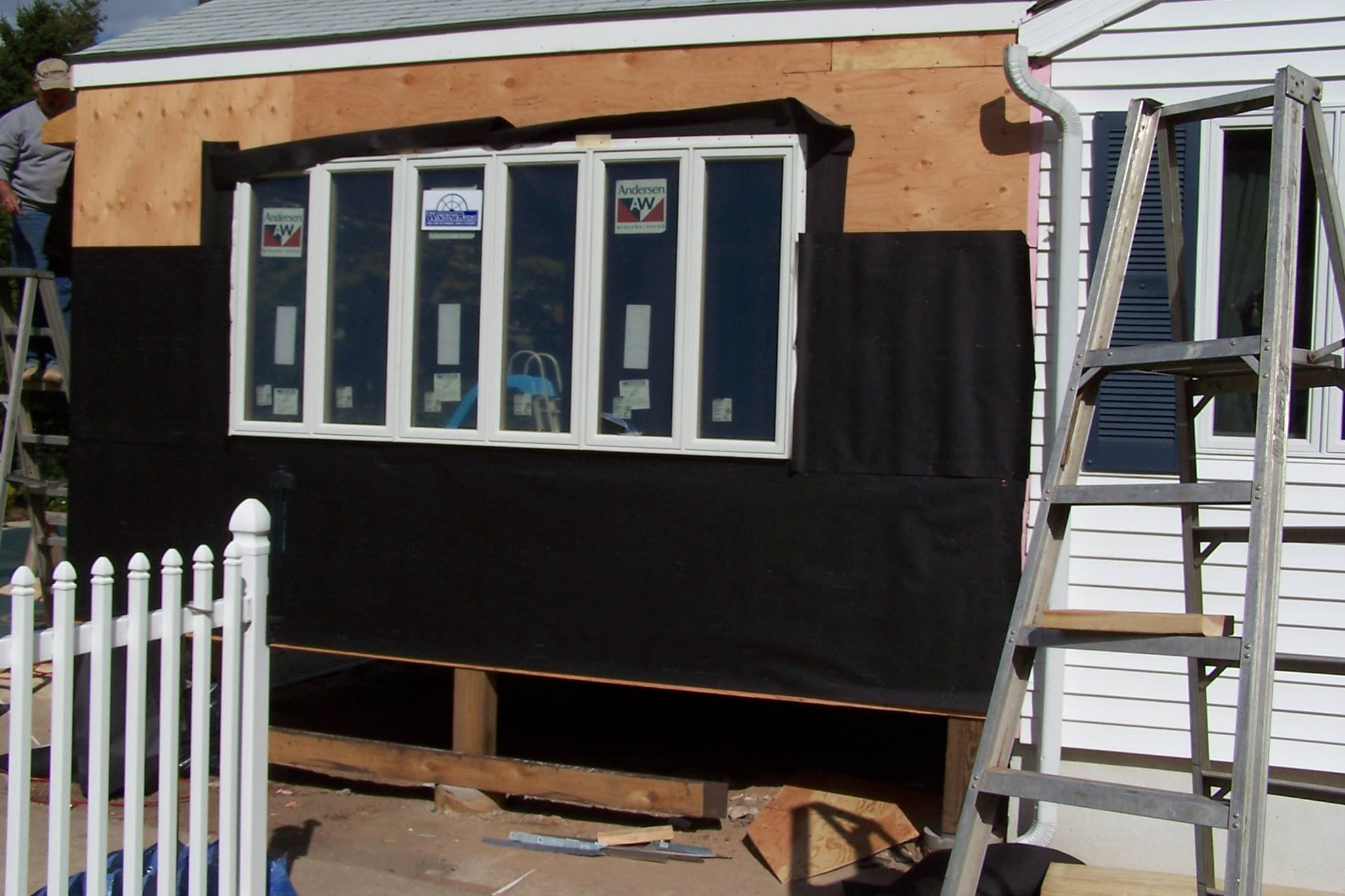 Replacement windows for home in North Haven, CT