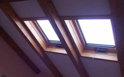 tetti in legno su misura