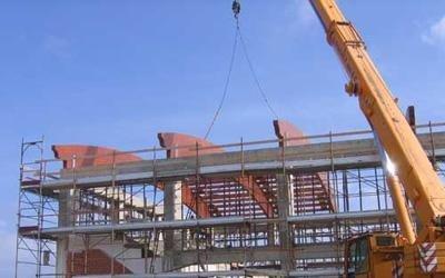 realizzazione strutture in legno per palestre