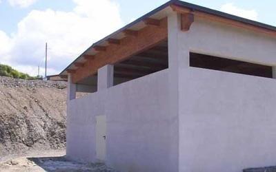 strutture in legno per palestre