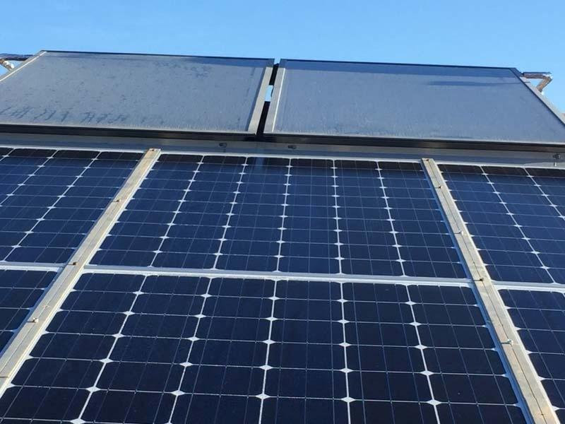 impianti fotovoltaici con pannelli solari