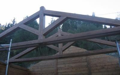 case in legno calabria
