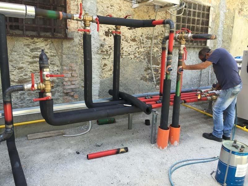 impianti geotermici