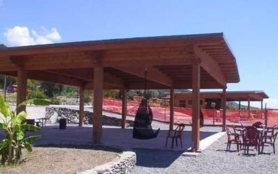 legno per strutture turistiche