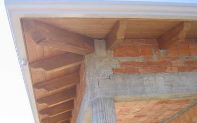 tetti in legno cosenza