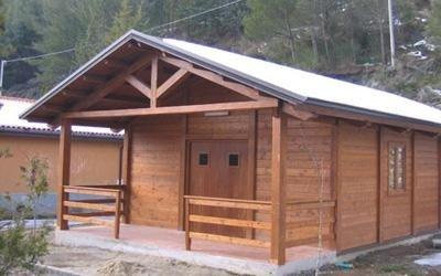 creazione casa in legno