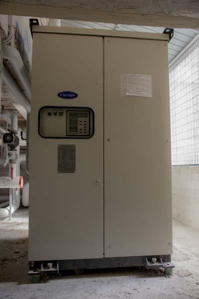 impianto solar cooling