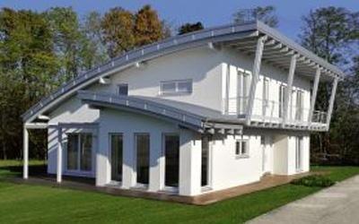 casa per risparmio energetico