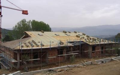 progettazione tetti in legno