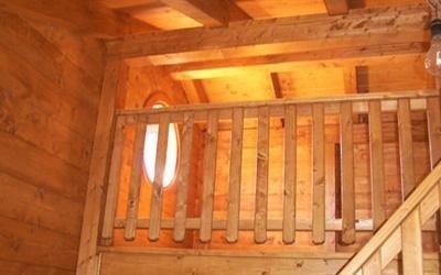 montaggio case di legno