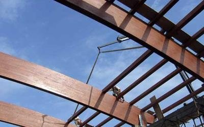 realizzazione strutture in legno calabria