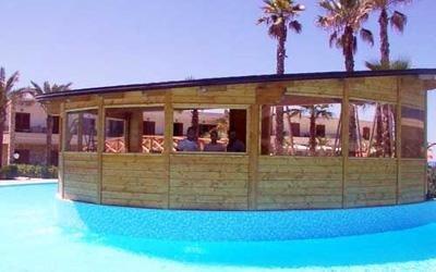 creazione strutture turistiche in legno