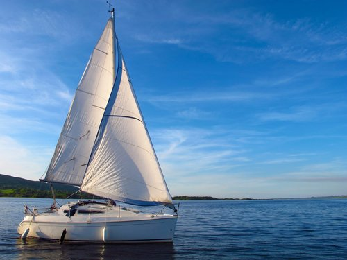 beautiful boat insured