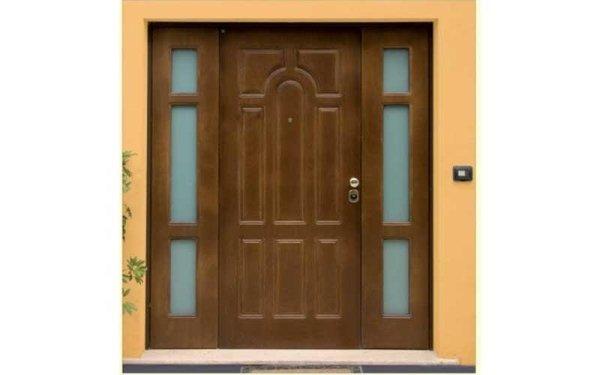 porta blindata laterale infissi