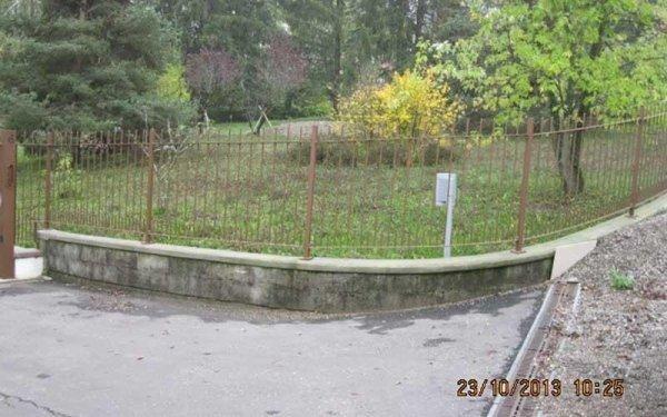 recinzione metallica ugo