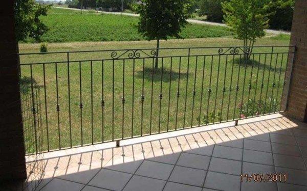 fornitura barriere balconi