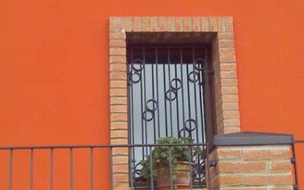 inferriata paolino finestra