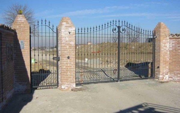 cancello e cancelletto