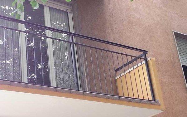 realizzazione barriere balconi
