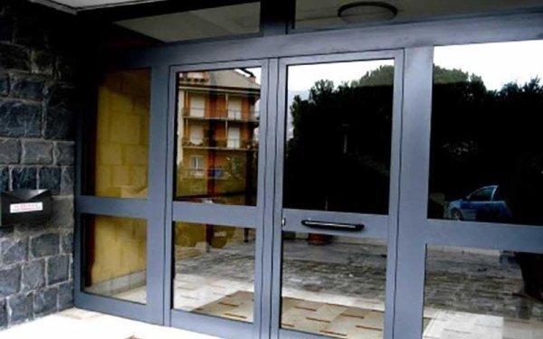 vetrate per portoni