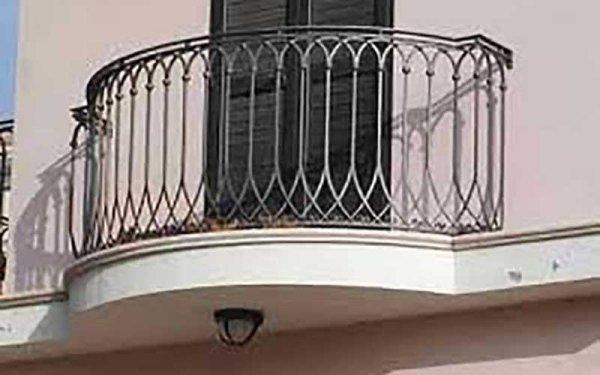 barriere balconi su misura