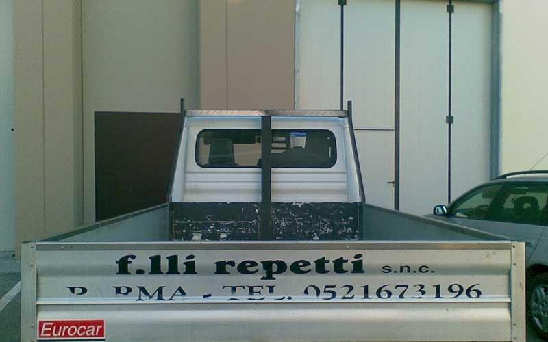 furgone fratelli repetti