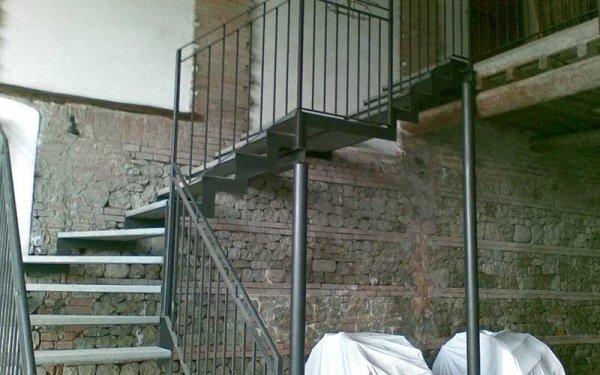 scale appartamento