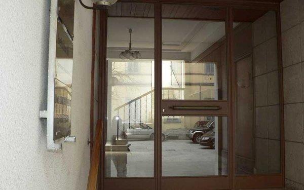 vetrate per porte palazzi
