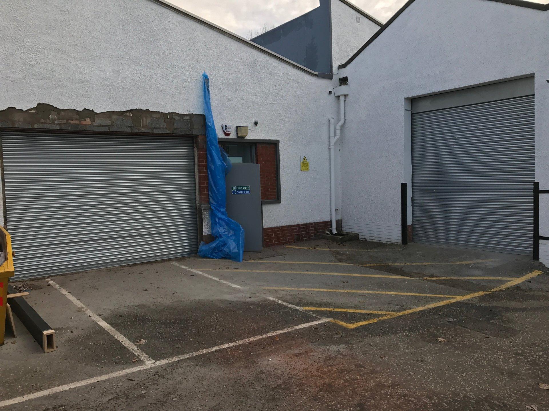 garage shutters