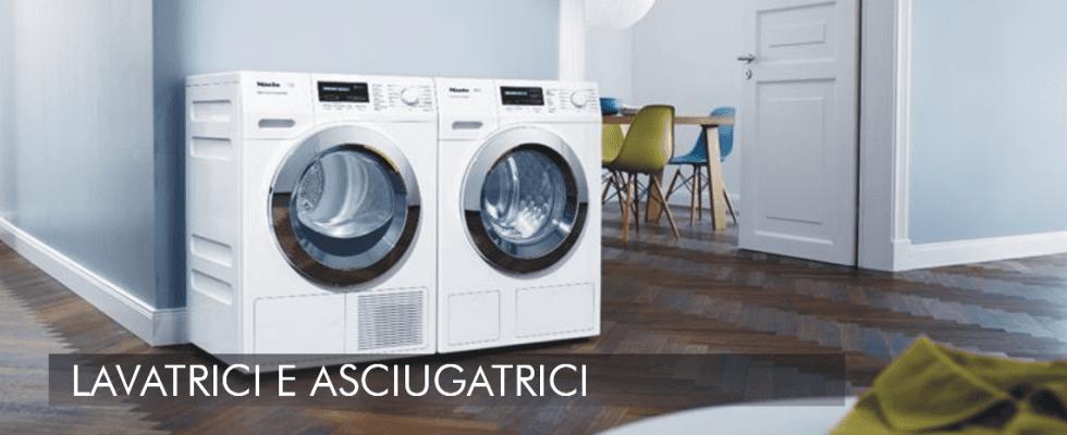 lavatrici asciugatrici