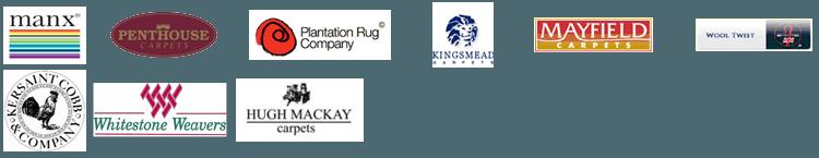 Rugs - Leeds, West Yorkshire - Yeadon Carpets - Trade Logos