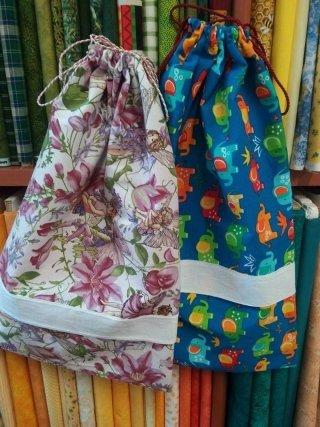 La produzione dei sacchetti per lasilo continua vasta scelta di tessuti e dimensioni