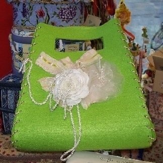 borsa verde