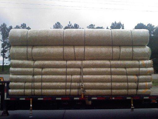 16' X 112.5' & 16' Jumbo Rolls Straw Erosion Control Blankets