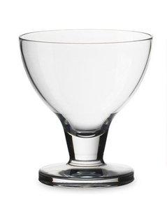 coppa in vetro, bicchiere in vetro